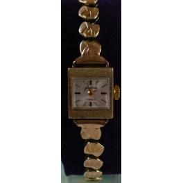 Dámské zlacené hodinky GUB GLASHUTTE