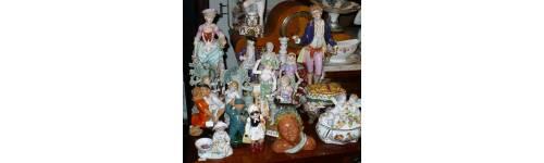 Figurální porcelán (sošky)
