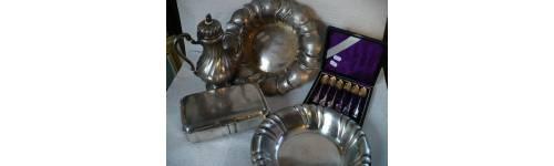 Stříbrné nádoby