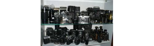 Fotoaparáty, rámečky na foto